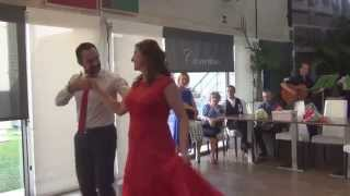 Waltz UP Married life vals baile Wedding first dance