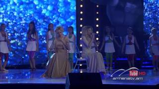 Christine Pepelyan & Leona - Mayrik // The Voice of Armenia // Full HD