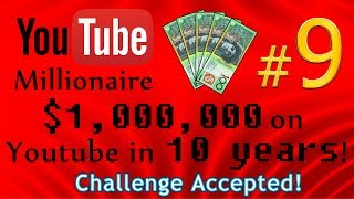 YouTube Millionaire Episode 9 - OSFirstTimer Video Overload!