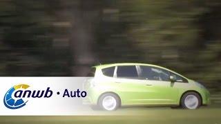 Honda Jazz Hybrid 2011 autotest - ANWB Auto