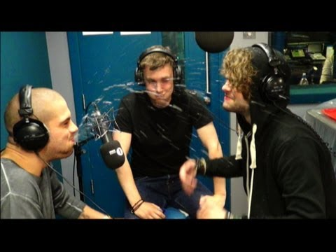 Innuendo Bingo with The Wanted
