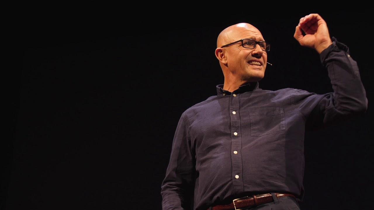 Embracing Hopelessness | Mike Simpson | TEDxSFU