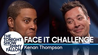 Face It Challenge with Kenan Thompson