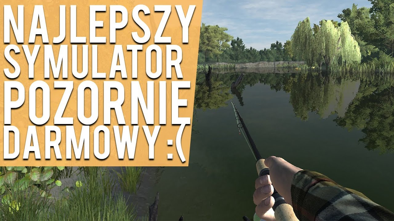 "ŚWIETNY SYMULATOR RYB ALE ""F2P"" – FISHING PLANET"