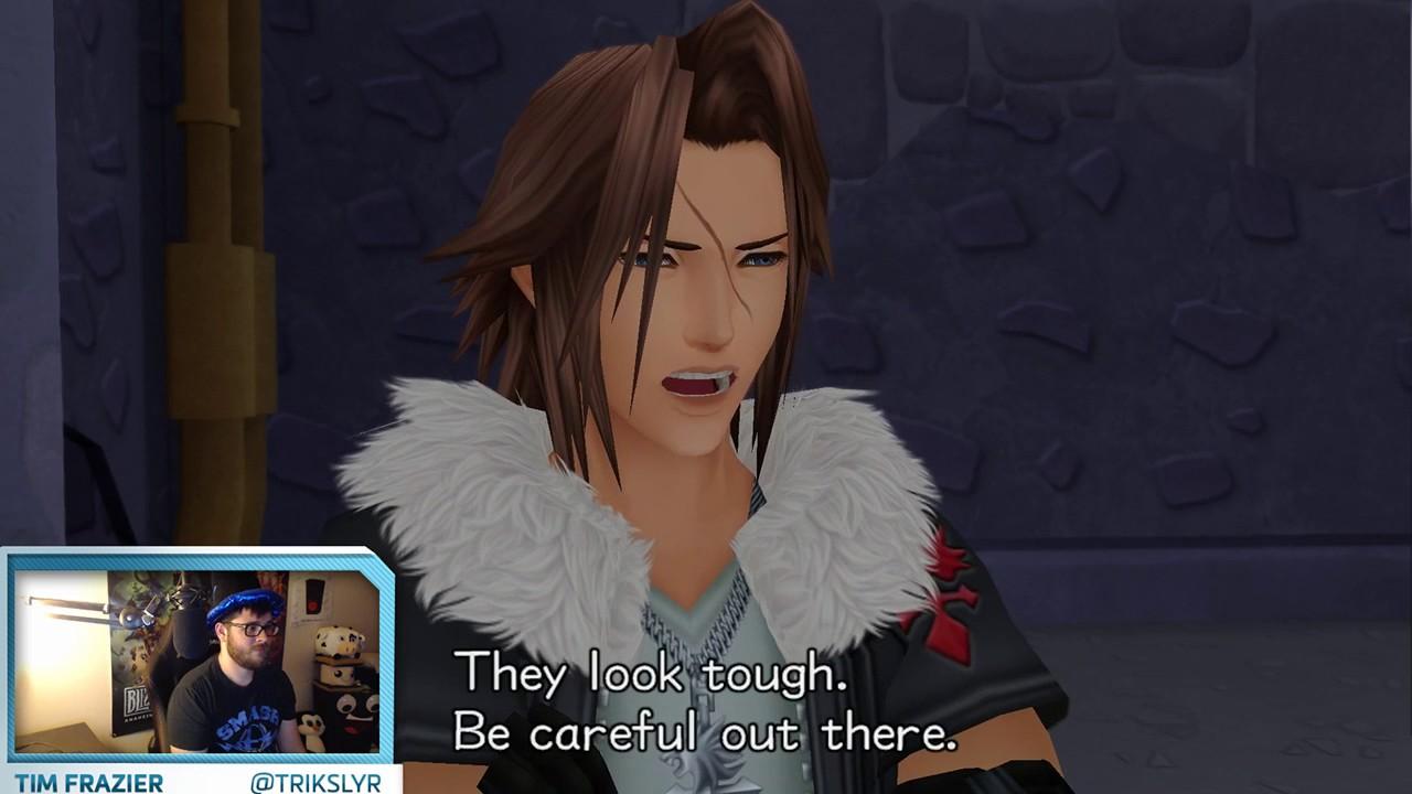 Kingdom Hearts 2.5 Part 2 // Mulan Stage // TrikSlyr - YouTube