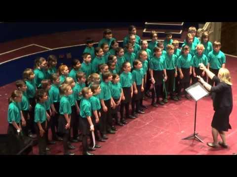 Lindley Junior School Choir 2014