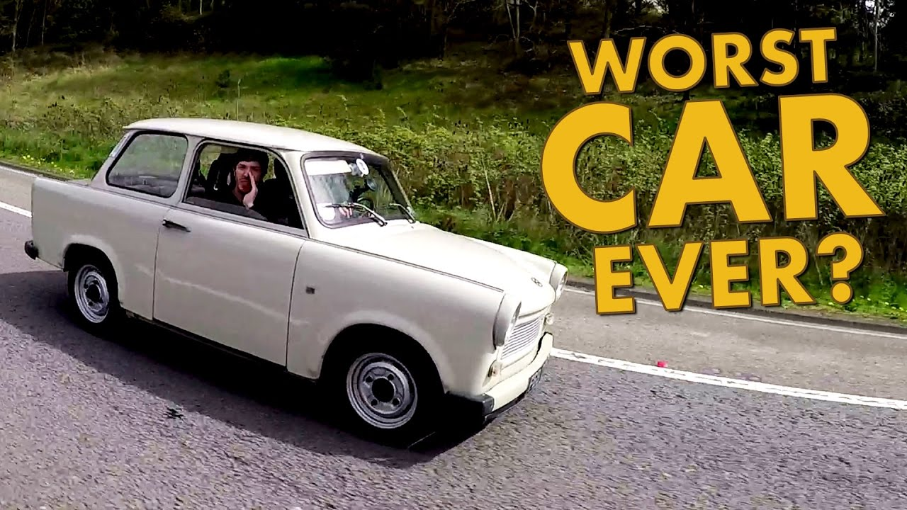 WE BOUGHT THE WORST CAR EVER MADE! - YouTube