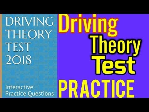 Driving Theory Test Practice 2018