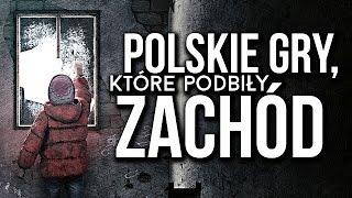 Polskie gry, które podbiły Zachód