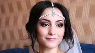 Азербайджанская невеста.  Сборы.