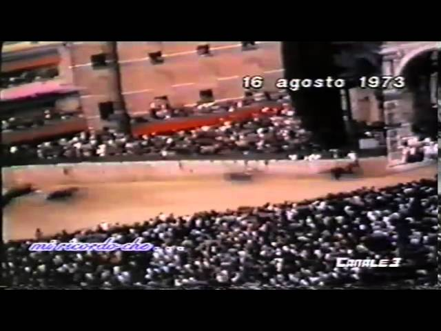 Palio 16 agosto 1973