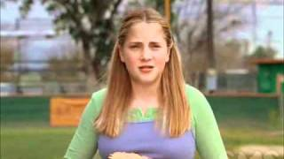 Bad News Bears - Girl Pitcher