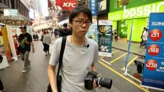 Як контролювати де-фокусування (з Nikon 105 мм f/2 DC)в