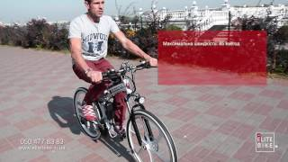 видео Электровелосипед Cycleman E-MAX