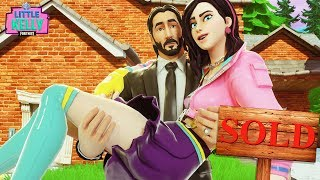 JOHN WICK AND ROX BUY THEIR FIRST HOUSE | Fortnite Short Film