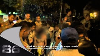 86 - Apel Gabungan Kota Makassar Cari Pencegahan Begal - AKP Surahman