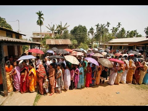 India Votes on Second Biggest Polling Day