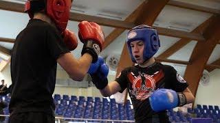 Paweł Ostrowski (Fight Academy Ostrołęka) - Dawid Kędziora (Fight Academy Ostrołęka)