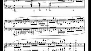 F. Chopin : Prelude op. 28 n° 16 in B flat minor