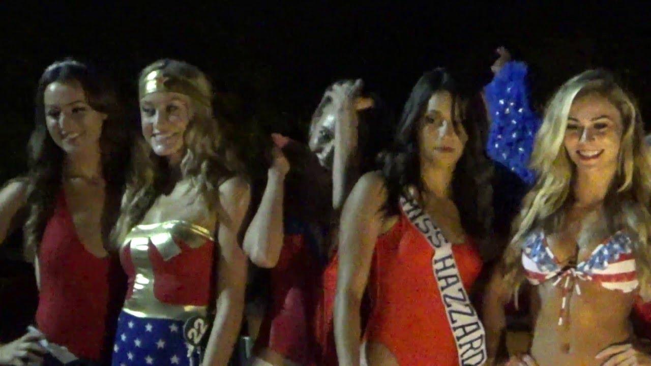 contest Hooters florida bikini