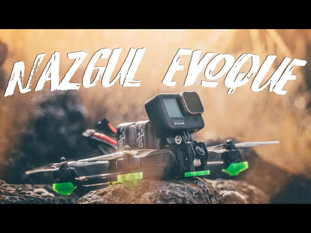 iFlight Nazgul Evoque - The Best BNF FPV Drone Just Got BETTER!