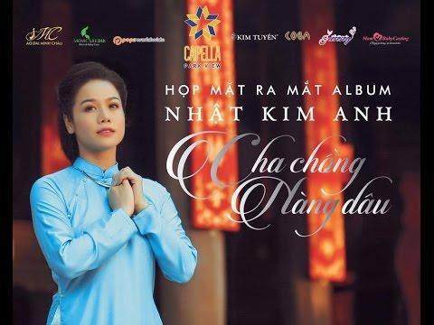 Album Nhạc Trữ Tình - Cha Chồng Nàng Dâu    Nhật Kim Anh