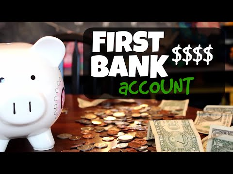 Opening First Bank Account
