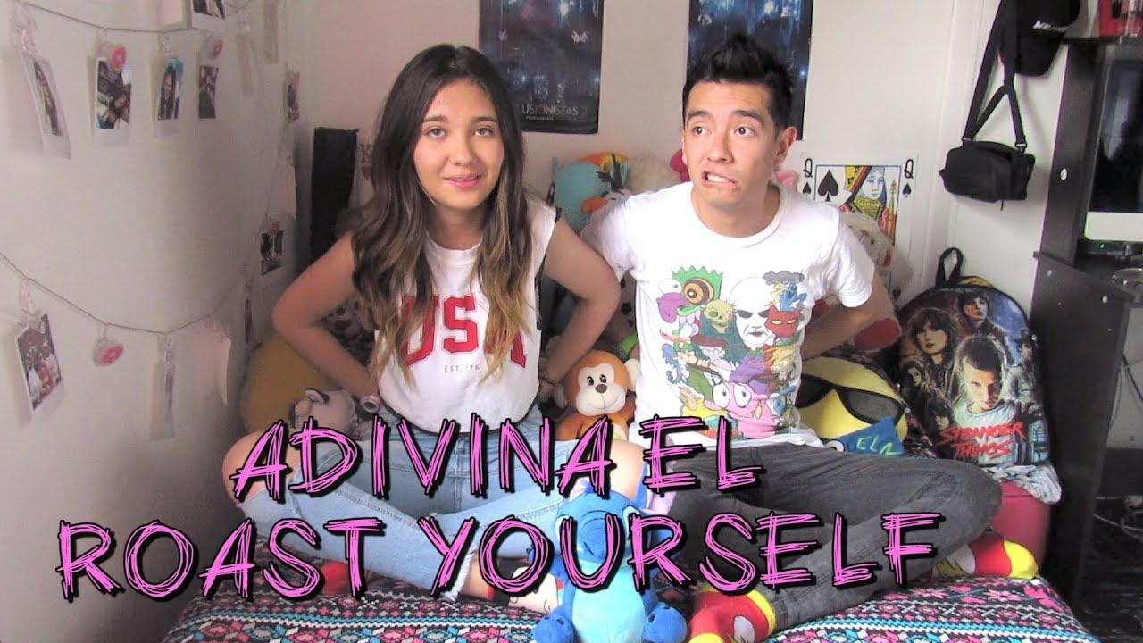 Adivina El Roast Yourself Con Mi Hermano Ami Rodriguez Amara Que Linda Youtube