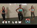 Get Low | Dance Workout Choreography | DJ Snake | Bollywood