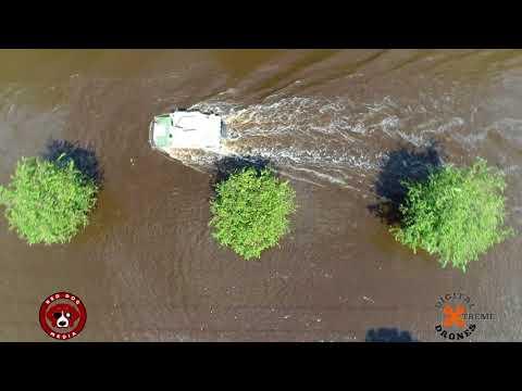Hurricane Irma Flood Black Creek Middleburg, FL Part 1