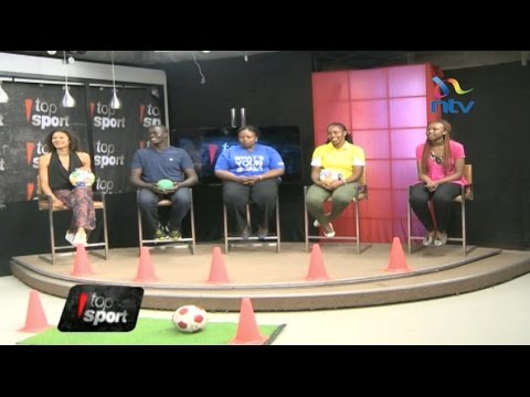 #TopSport: Talking Global Goals World Cup