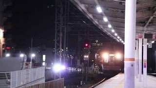 近鉄1400系FC01 定期検査出場回送