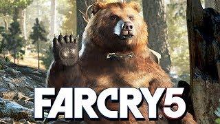 Far Cry 5 Gameplay German PS4 Pro #04 - Chaos und Bären auf Drogen