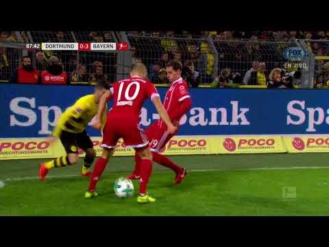 GOL: Borussia Dortmund 1 - 3 Bayern Munich