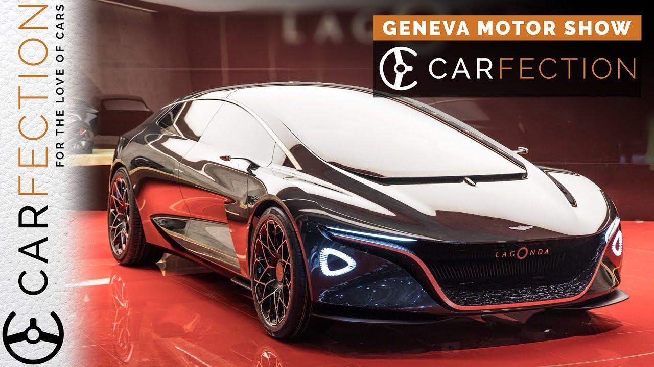Lagonda Vision Concept: Future Luxury By Aston Martin   Carfection