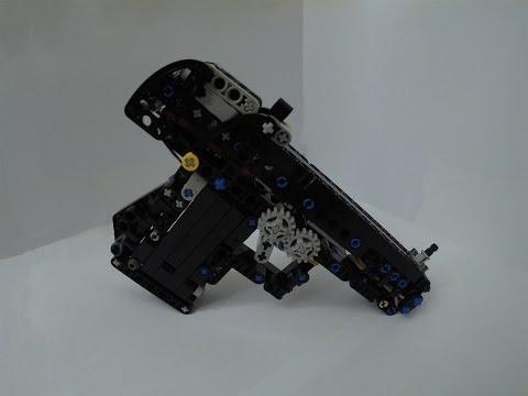 Lego Technic Pistol V2 Endlessvideo