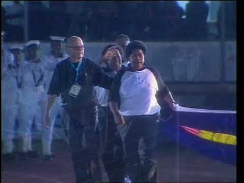 2003 South Pacific Games Opening Ceremony 7 -Fiji