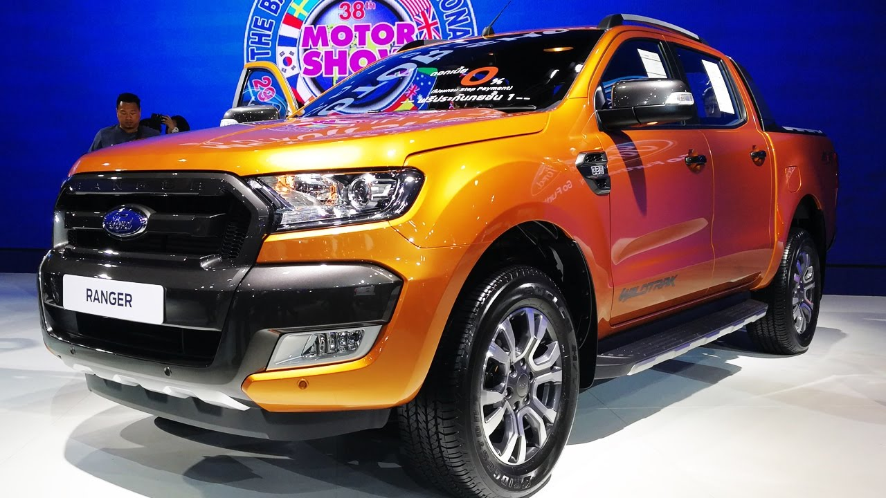 ford ranger รุ่น 3.2l double cab 6at 4x4 wildtrak - youtube