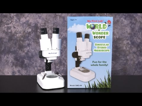 My First Lab World of Wonder Scope from C & A Scientific Co., Inc.