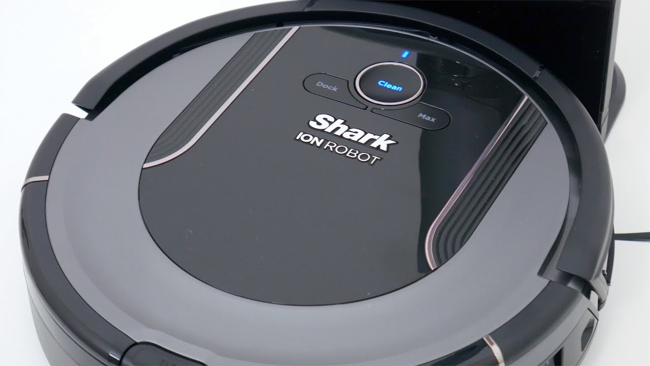 ebee762bc9b0 Is A  500 Robot Vacuum Worth It  Shark ION S87 System Review - YouTube