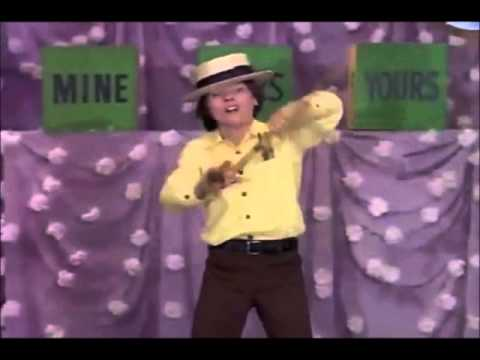 Jack Wild aka Jimmy - The Pronoun Song (From H.R. PufNStuf)