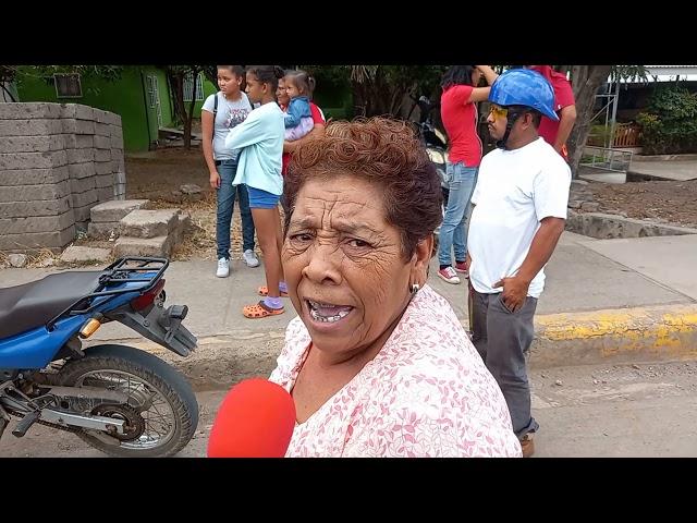 Viejito fue atropellado por una motocicleta en Juigalpa
