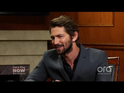 Will Michiel Huisman return to 'Game of Thrones' season 7? | Larry King Now | Ora.TV