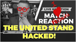 The United Stand HACKED! Man Utd News