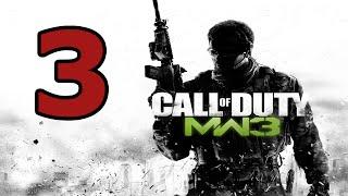 Call of Duty: Modern Warfare 3 Walkthrough Part 3 - No Commentary Playthrough (PC)