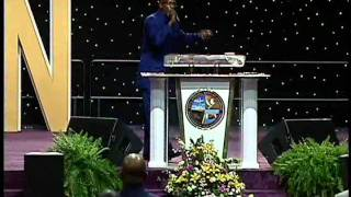 Pastor Herbert K Andrew @ the 2011 Full Gospel Baptist Church Fellowship
