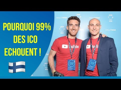 Blockchain and Bitcoin Conference à Helsinki - VLOG - ICO