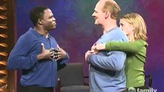 Whose Line is it Anyway - Living Scenery