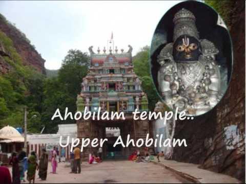 Ahobilam - Nava Narasimha Mangalaasasanam
