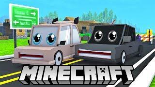 WIR VERWANDELN UNS IN AUTOS! ✿ Minecraft [Deutsch/HD]